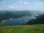 小熊山トレッキングコースから木崎湖.jpg